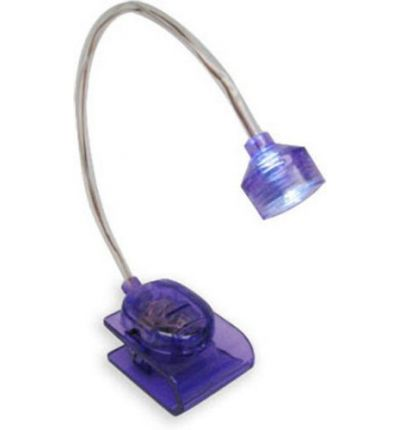 Ilite Purple Booklight