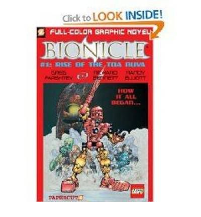Bionicle: Rise of the Tao Nuva No. 1