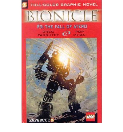 Bionicle: The Fall of Atero No. 9