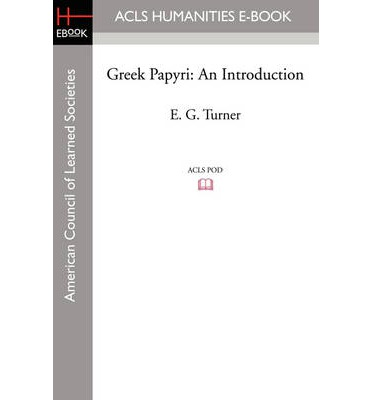 Greek Papyri