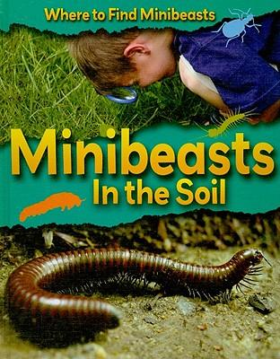 Minibeasts in the soil sarah ridley 9781599203256 for Soil zoology