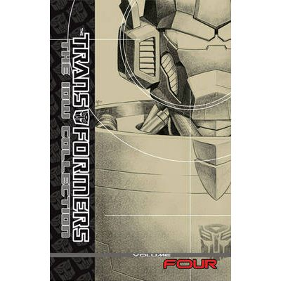 Transformers: IDW Collection v. 4