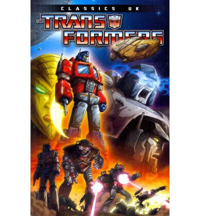Transformers Classics: UK Volume 1