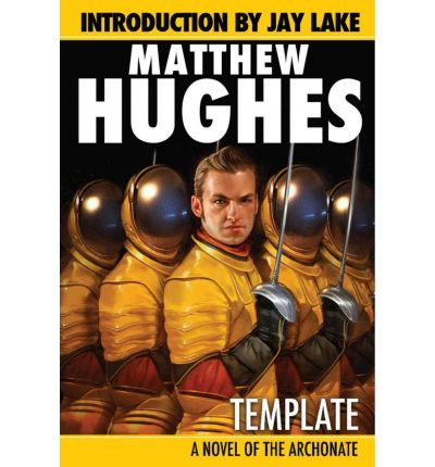 Template - A Novel of the Archonate