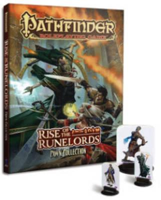 Pathfinder Pawns: Rise of the Runelords Pawn Collection: Rise of the Runelords Pawn Collection