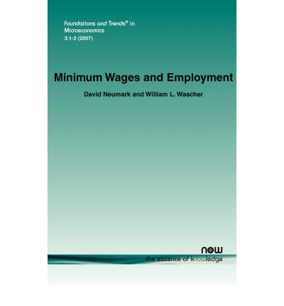 minimum wages and employment a case Full-time employment minimum wage chief the federal minimum wage for covered many states also have minimum wage laws in cases where an employee is.