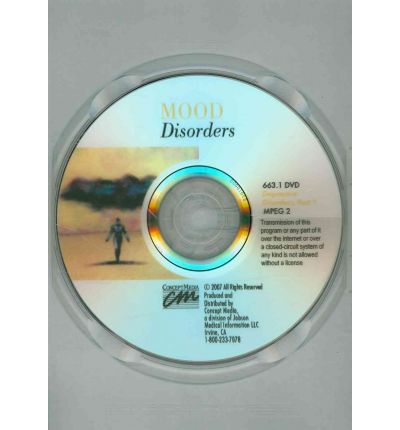 Mood Disorders: Depressive Disorders, Part 1 (DVD)