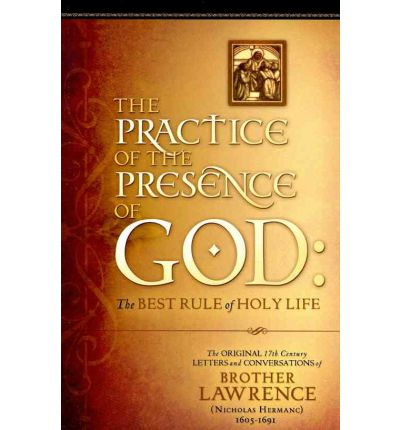 brother lawrence practicing the presence of god pdf