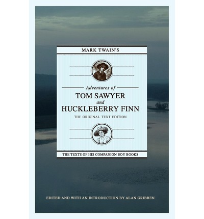 mark twains huckleberry finn Twain would have to convince them on his own i truly love mark twain he is   uncertainty over the value of adventures of huckleberry finn.