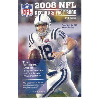 NFL Record and Fact Book 2008