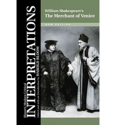 harold bloom essay merchant venice Shakespeare's the merchant of venice should be retired 'the merchant of venice': never pre-eminent literary critic harold bloom stated.