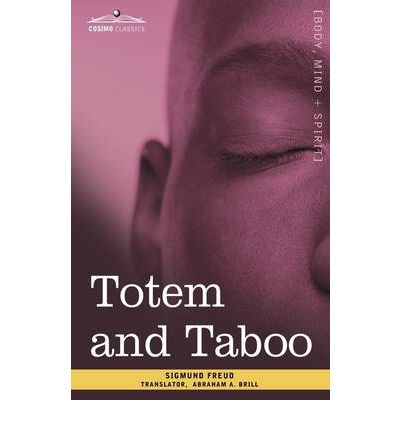 totem along with taboo freud summary