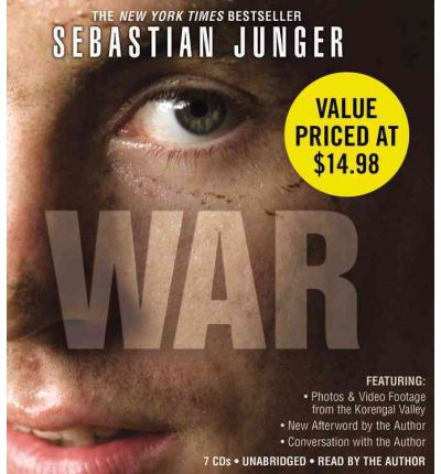 a literary analysis of war by sebastian junger The paperback of the war by sebastian junger at barnes & noble free shipping on $25 or more.