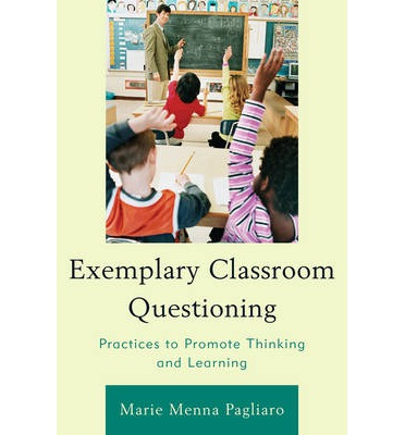 exemplary classroom questioning by pagliaro pdf