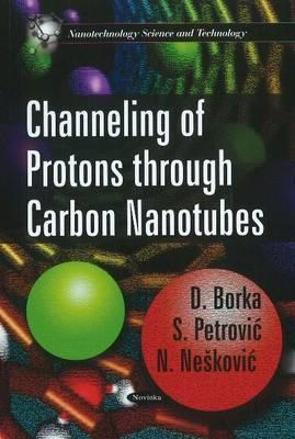 Channeling of Protons Through Carbon Nanotubes  Nanotechnology Science and Te...
