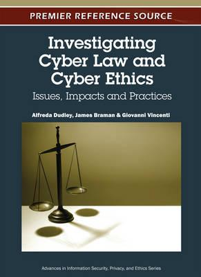 computing ethics and cyber law Cyber crime involves activities like credit card fraud, unauthorized access to computer systems, child pornography, software piracy and cyber stalking thus, cyber law is needed in political.