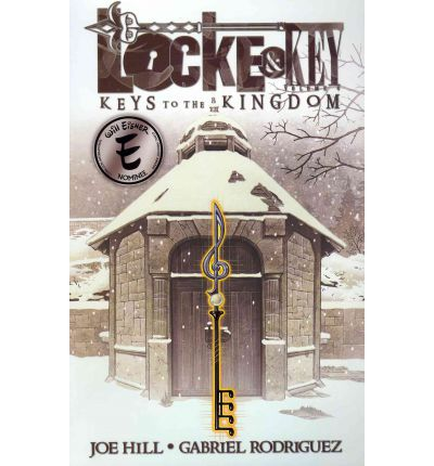 Locke & Key: Keys to the Kingdom Volume 4