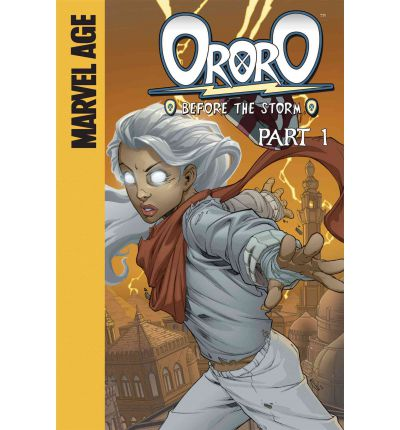 Ororo: Before the Storm, Part 1