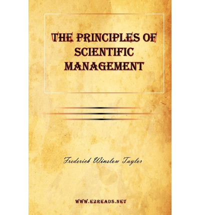 the scientific management Scientific management the scientific management era brought widespread changes to the management of factories the movement was spearheaded by the efficiency engineer and inventor frederick winslow taylor, who is often referred to as the father of scientific management.