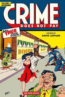 Crime Does Not Pay Archives: Volume 4