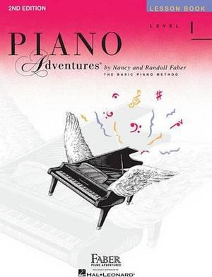 Faber Piano Adventures : Level 1 - Lesson Book