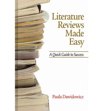 literature reviews made easy a quick guide to success Watch download literature reviews made easy: a quick guide to success free books by donyaza on dailymotion here.