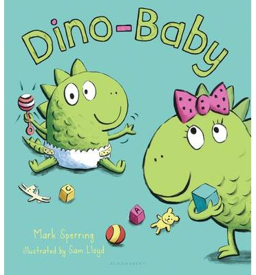 Free ebooks forum download Dino-Baby PDF by Mark Sperring