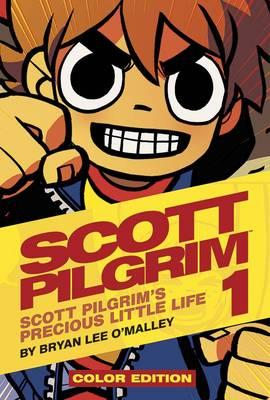 Scott Pilgrim Color: Precious Little Life Volume 1