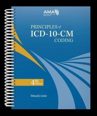 Principles of ICD-10-CM Coding, Fourth Edition
