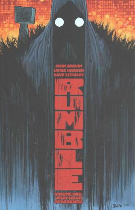 Rumble: What Color of Darkness? Volume 1