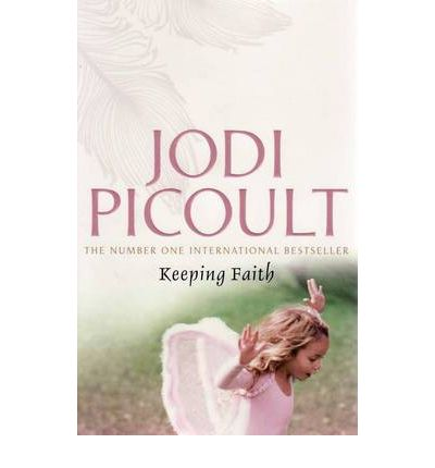 Keeping Faith by Jodi Picoult (2007, Paperback)~REPRINT~NICE CONDITION~