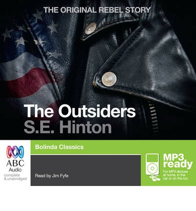 the outsiders s e hinton Se hinton's the outsiders february 5, 2010 by michael f (brooklyn, ny) a fascinating list of vocabulary words from se hinton's the outsiders.