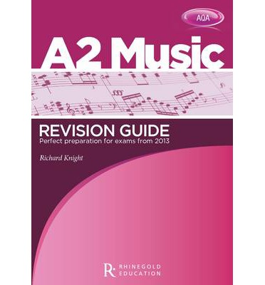 AQA A2 Music Revision Guide