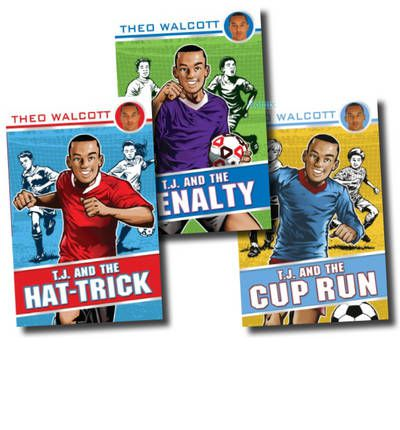 Theo Walcott Collection (T.J. and the Cup Run, T.J. and the Hat-trick, T.J. and the Penalty)