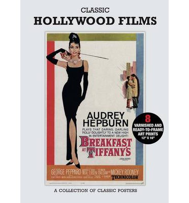 Poster Pack: Classic Hollywood Films : A Collection of Classic Posters