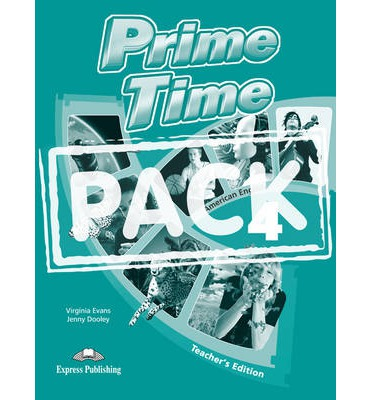 Prime Time 4: Classroom Package (US)
