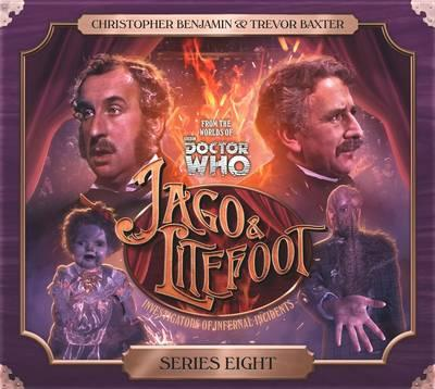 Jago & Litefoot : Encore of the Scorchies, The Backwards Men, Jago & Litefoot & Patsy, Higson & Quick