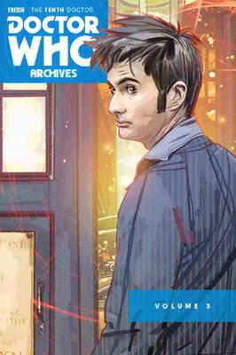Doctor Who: The Tenth Doctor Archives Omnibus: Volume 3