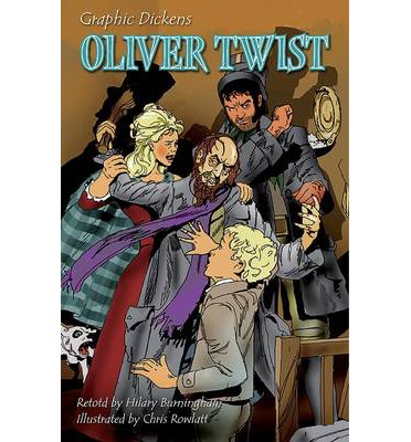 oliver twist graphic novel pdf