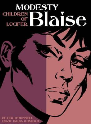 The Children of Lucifer : Modesty Blaise