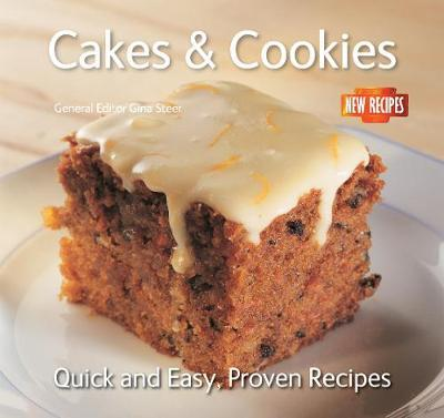 Cakes and cookies quick and easy proven recipes