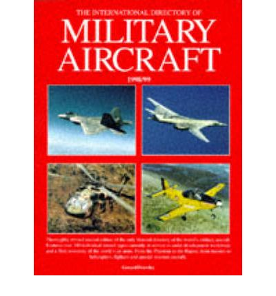 Download di libri Android The International Directory of Military Aircraft 1998-99 by Gerard Frawley PDF