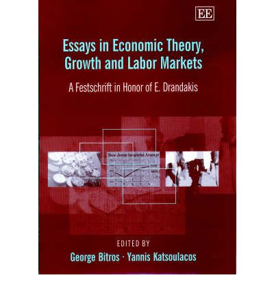 Economic Theory Essays (Examples)