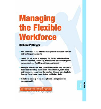 current issues managing the flexible workforce 14 plan to resolve issues impacting on flexible workforce covering social, industrial, training and performance 2 engage flexible workforce 21 implement flexible and innovative work arrangement to meet organisation's needs 22 utilise flexible, real-time, virtual and other appropriate team structures to engage workforce.