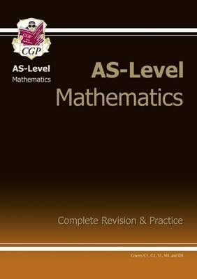 AS-Level Maths Complete Revision & Practice