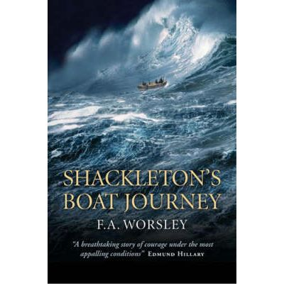 The Shackleton Boat Journey