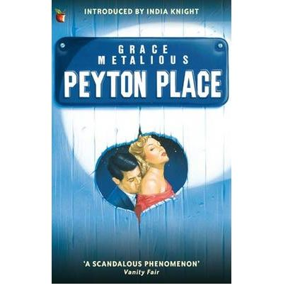an analysis of the novel peyton place by grace metalious Buy peyton place a novel by grace metalious (isbn: ) from amazon's book store everyday low prices and free delivery on eligible orders.