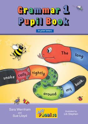 Grammar 1 Pupil Book: In Print Letters (BE)