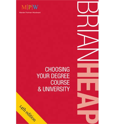 Choosing Your Degree Course & University