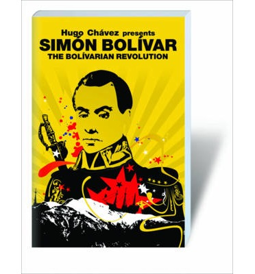 Hugo Chavez Presents Simon Bolivar